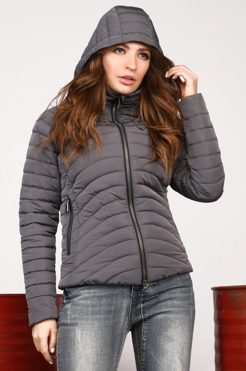 Куртка LS-8822-4 Серый