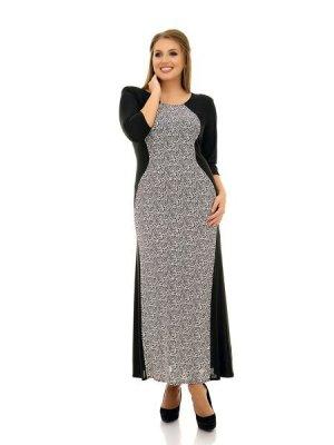 Платье в пол арт 1073