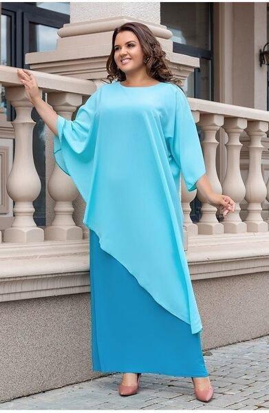 Вечернее платье-двойка 1353