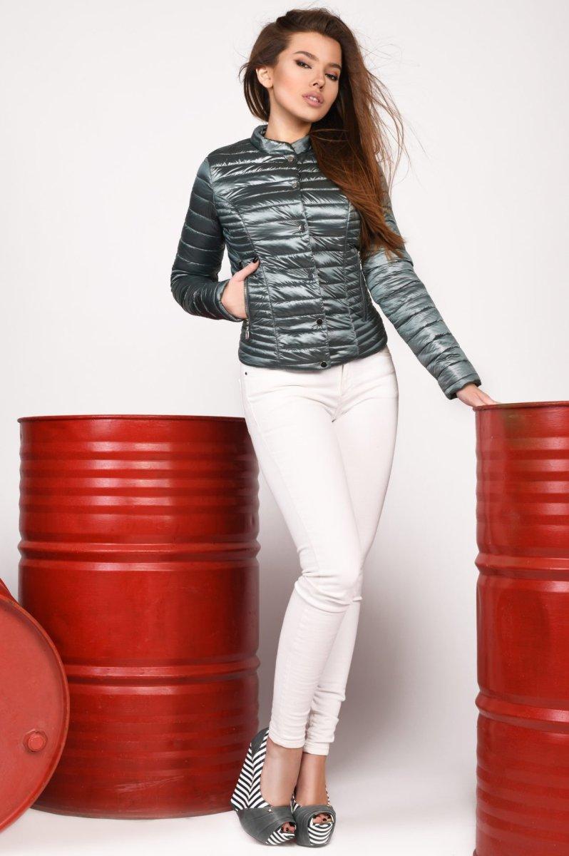 Куртка LS-8824-12 Айс грин