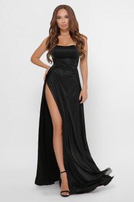 Элегантное вечернее платье 10310-8 черное