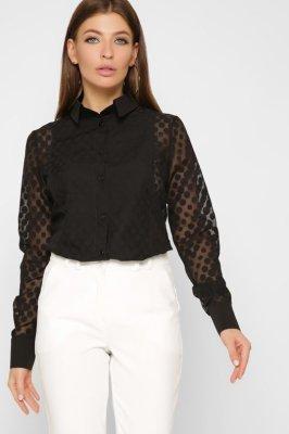 Оригинальная рубашка 7699-8 черная