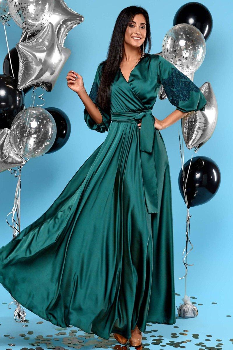 Платье Luna Изумруд