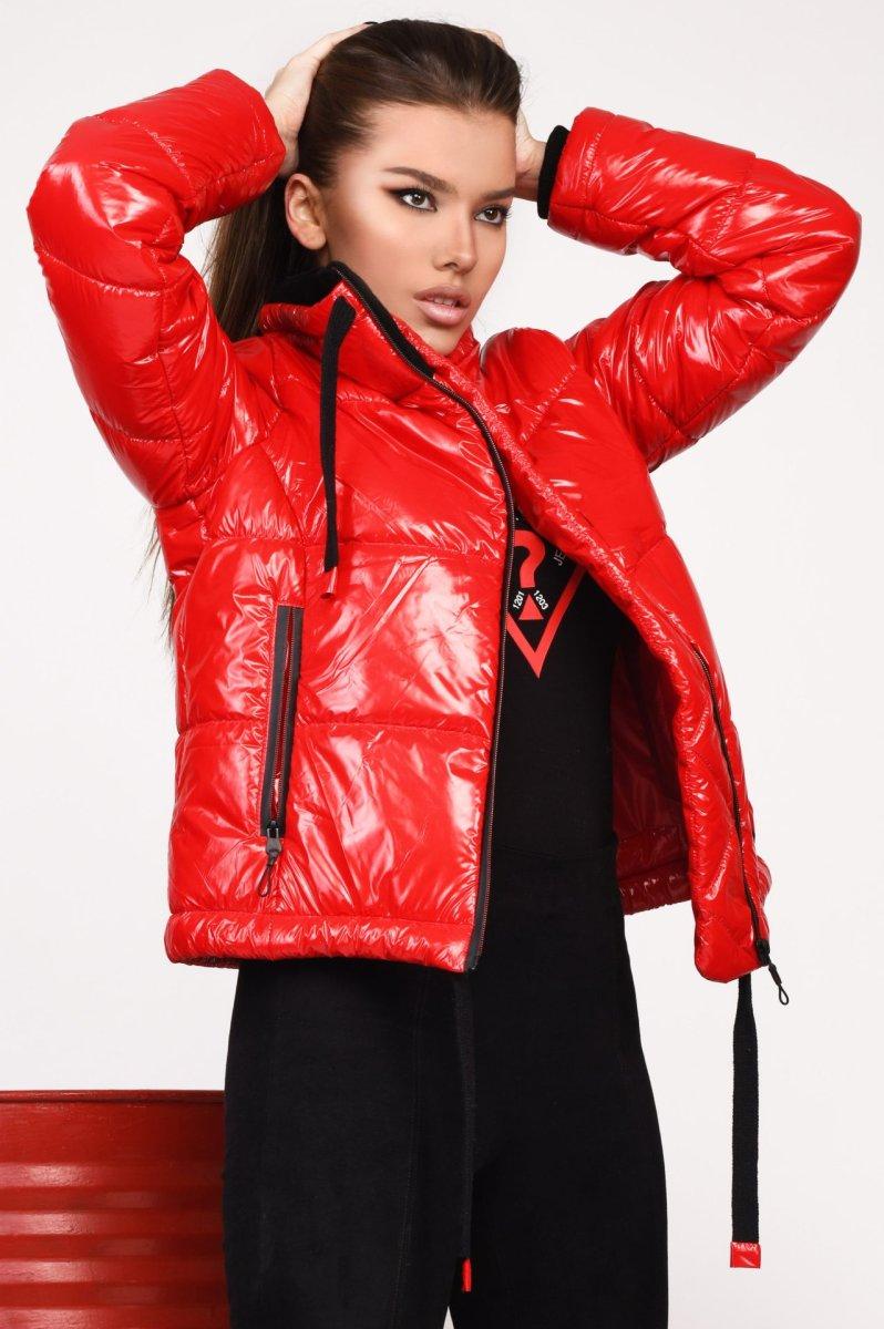 Куртка LS-8834-14 Красный