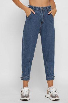Женские джинсы 31810-2 синий