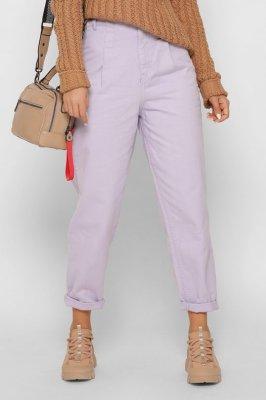 Модные джинсы 31836-23 сирень