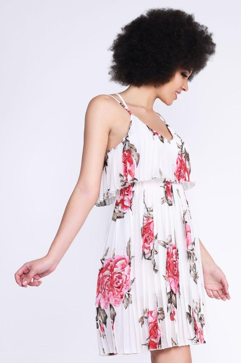 Платье KP-10239-3 Белый