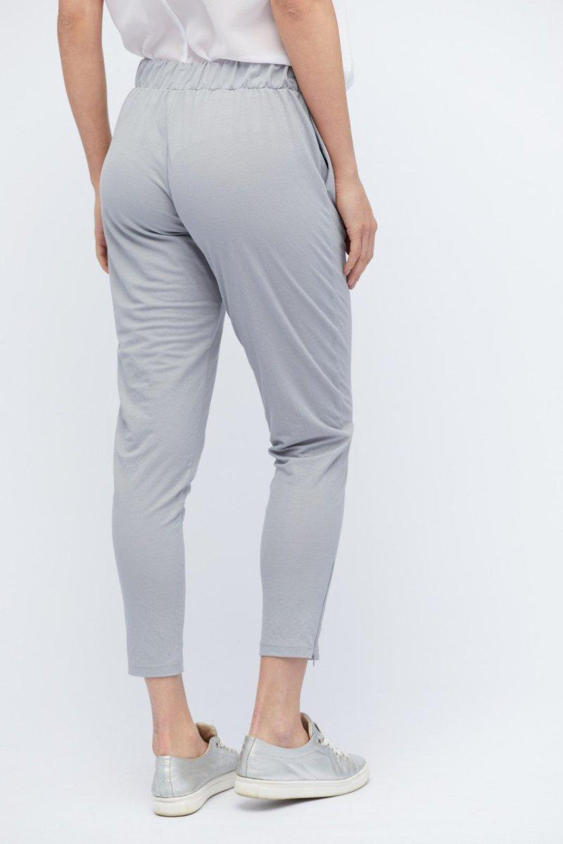Укороченные брюки 4229-4 Серый