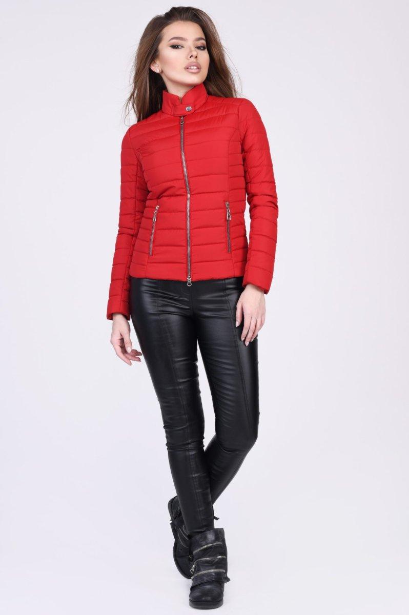 Куртка LS-8820-14 Алый
