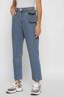 Модные джинсы 31813-35 джинс