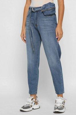 Стильные мом джинсы 31815-35 джинс