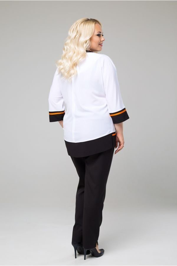 "Блуза ""Дора"" (белый)"