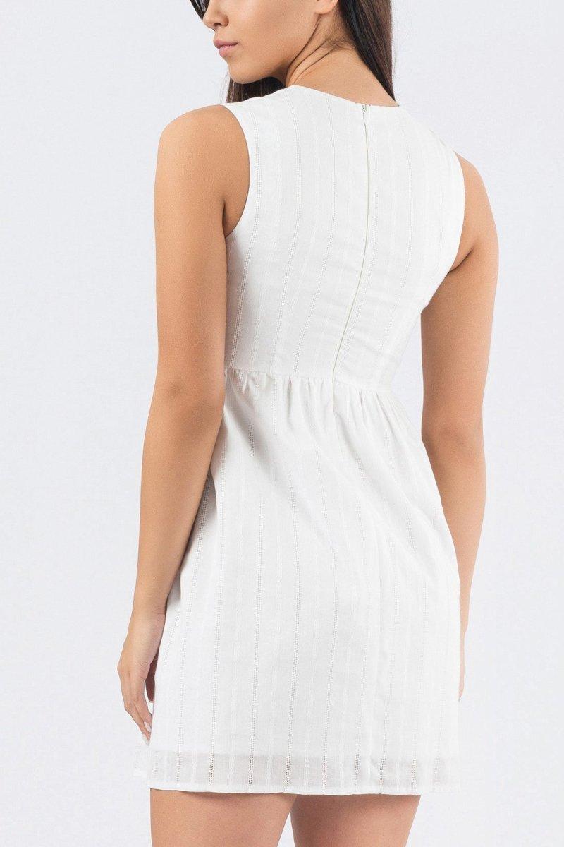 Платье 10162-3 Белый