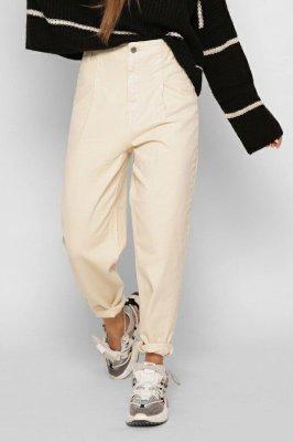 Модные джинсы 31836-10 Беж