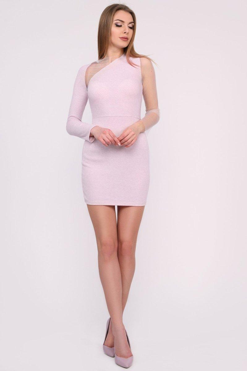 Платье KP-10226-15 Розовый