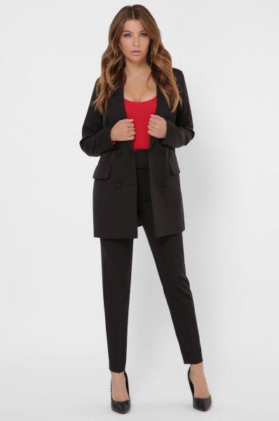 Женский костюм 2133-8 Черный