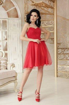 Сукня Емма б/р червоний