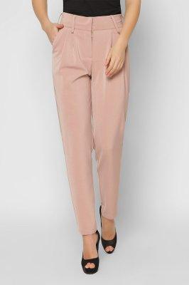 Женские деловые брюки 4252-10 бежевые