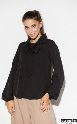 Блуза Лика черная