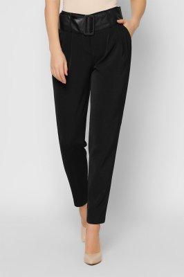 Женские деловые брюки 4252-8 черные