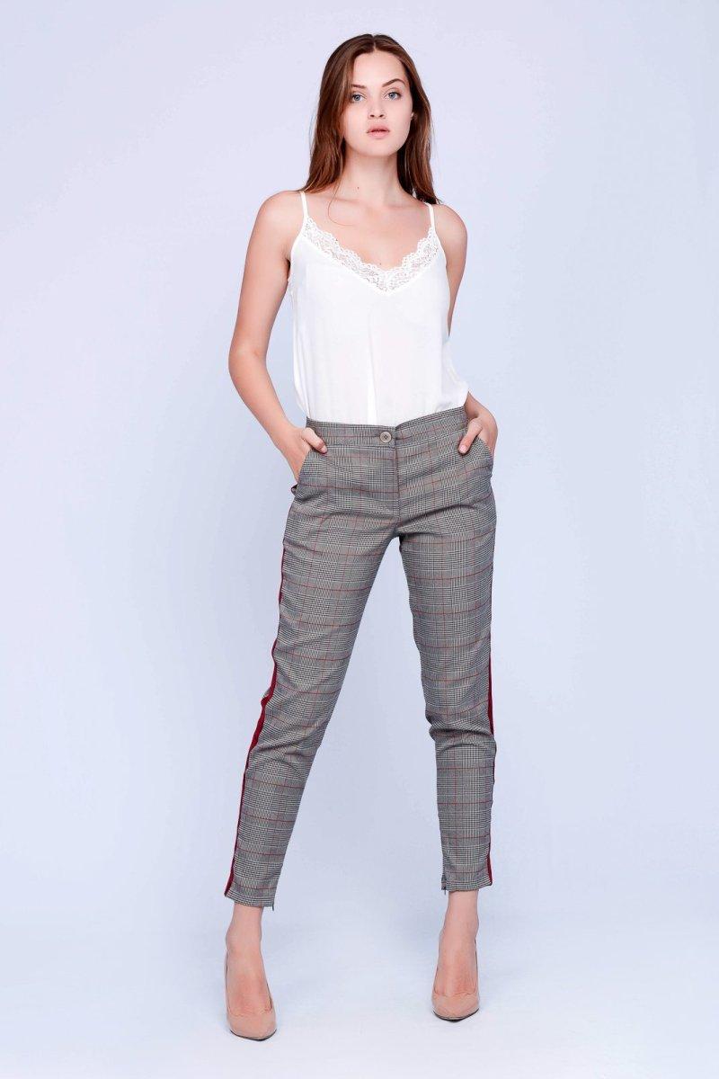 Классические брюки 4225-10 Беж
