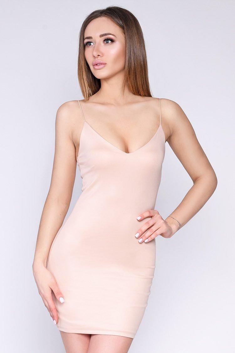 Платье 31680-10 Беж
