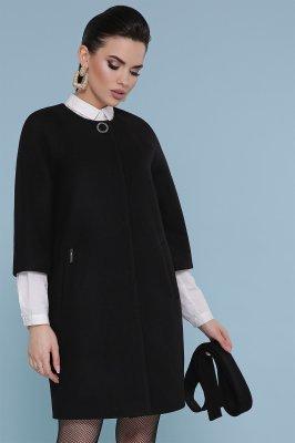 Пальто П-355 161-черный