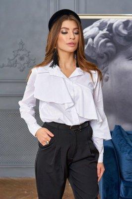 Блуза Джой білий