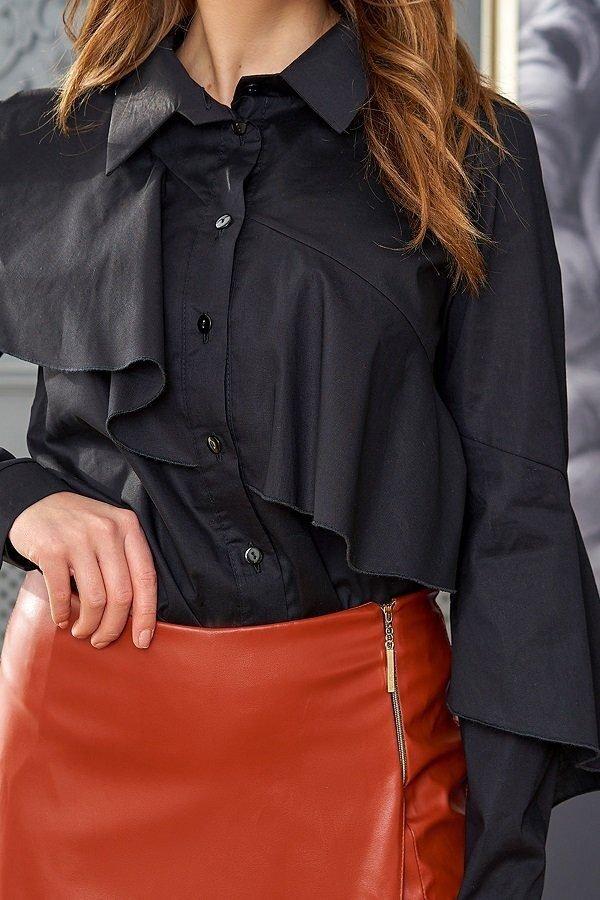 Блуза Джой черный