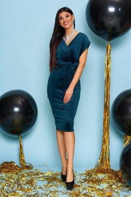 Платье Лилия Изумруд