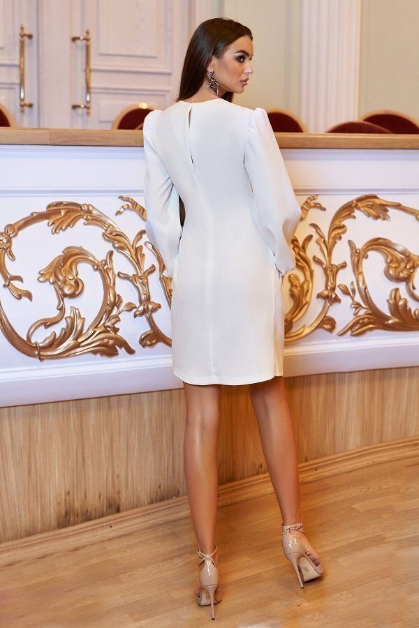 Платье Анна белый