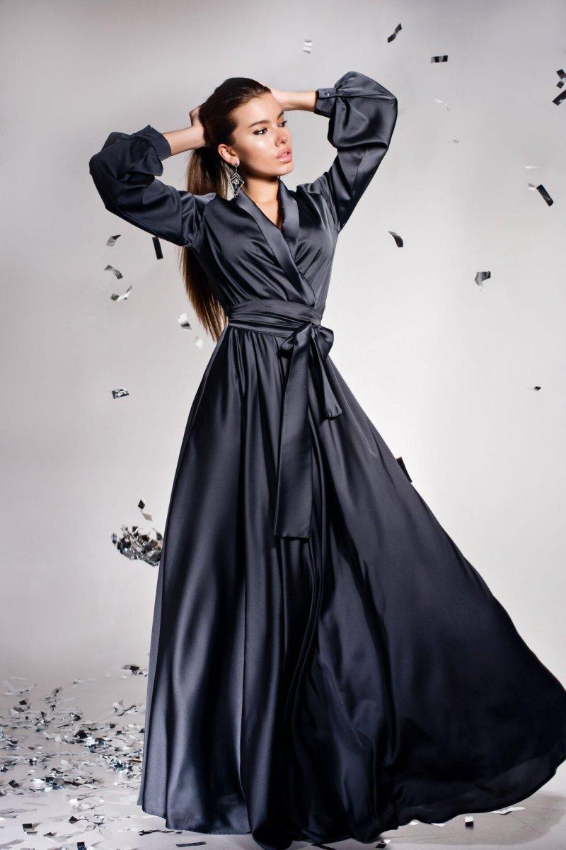 Платье Shine Графит