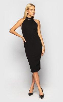 Элегантное платье (черное)