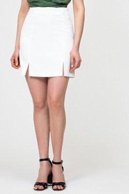 Классическая юбка 6161 белый
