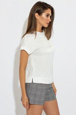 Блуза Кирсти 8213 белая