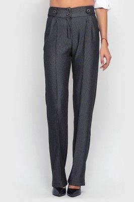Классические брюки 3905 чёрные