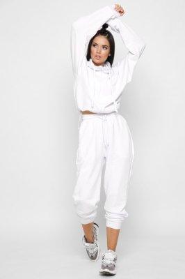 Женский спортивный костюм 2156-3 белый