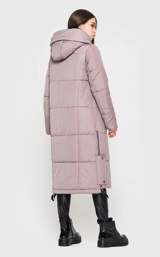 Куртка из плащевки 8012 бежевый