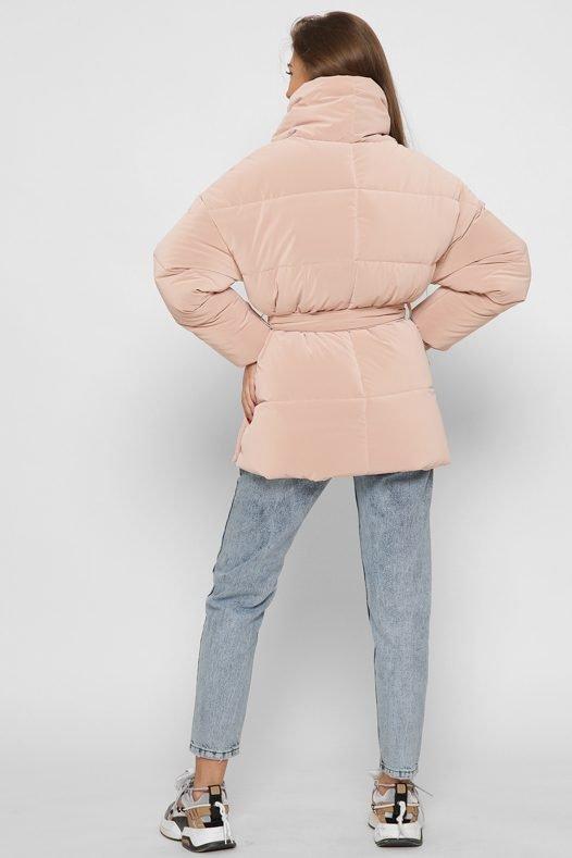 Женская зимняя куртка 8881-10 беж