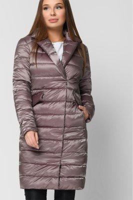 Трендовая стеганая куртка 8867-15 фрез