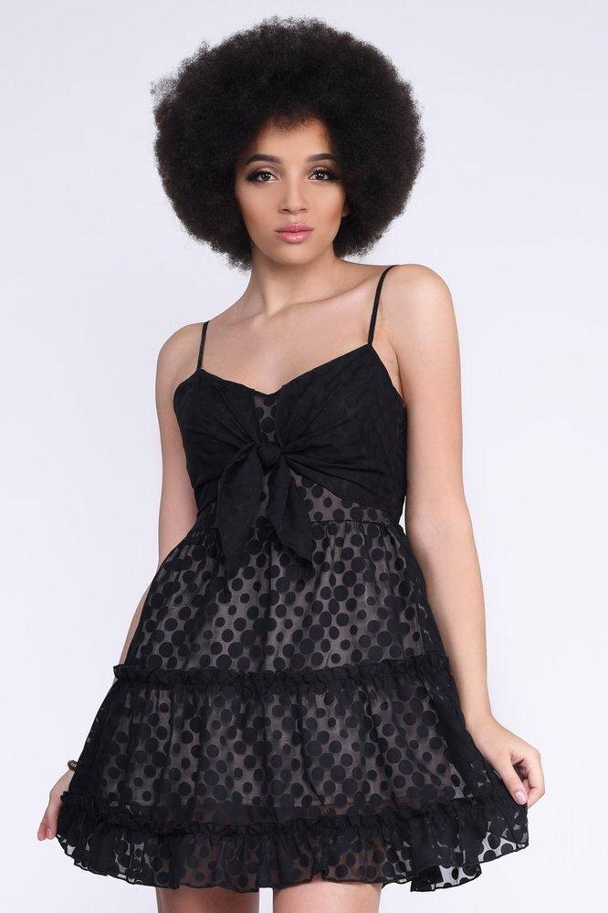 Женственное воздушное платье KP-10238-8