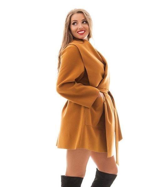 Кашемировое пальто-кардиган 998