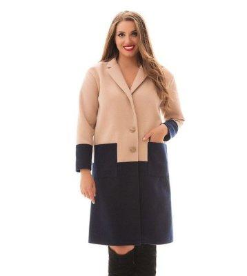 Кашемировое пальто-кардиган 1006