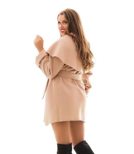 Кашемировое пальто-кардиган 1003