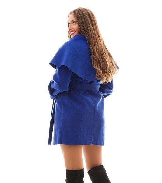 Кашемировое пальто-кардиган 1002