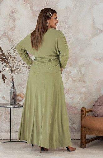 Платье-двойка 1401