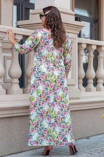 Платье-двойка 1360
