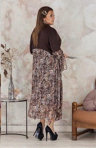 Платье-двойка 1415