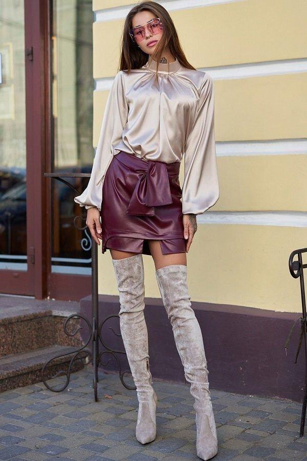 Блуза Гранде бежевый