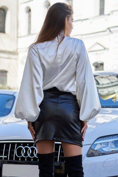 Блуза Гранде молочный